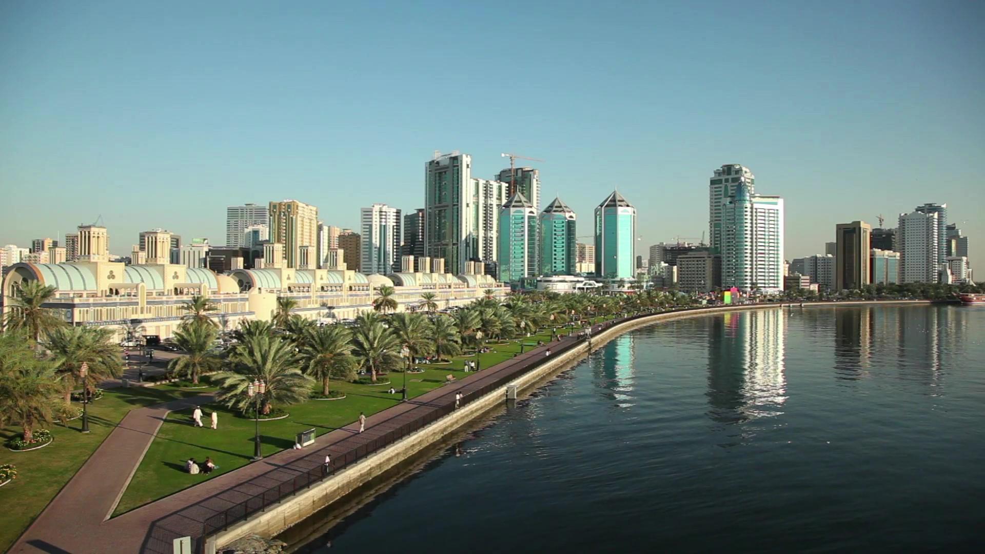Sharjah Company Setup